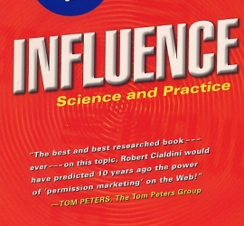 Influence Science and Practice Cover